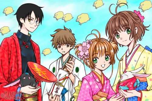 © CLAMP・Shigatsu Tsuitachi CO.,LTD.