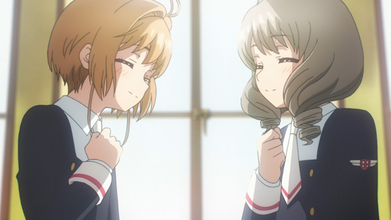Review Card Captor Sakura Clear Arc TV Anime Episode 4
