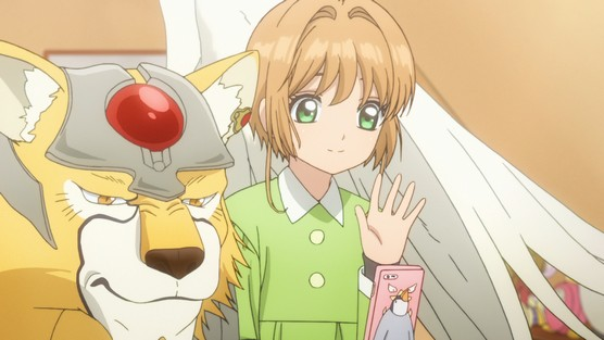 review card captor sakura clear card arc tv anime episode 6